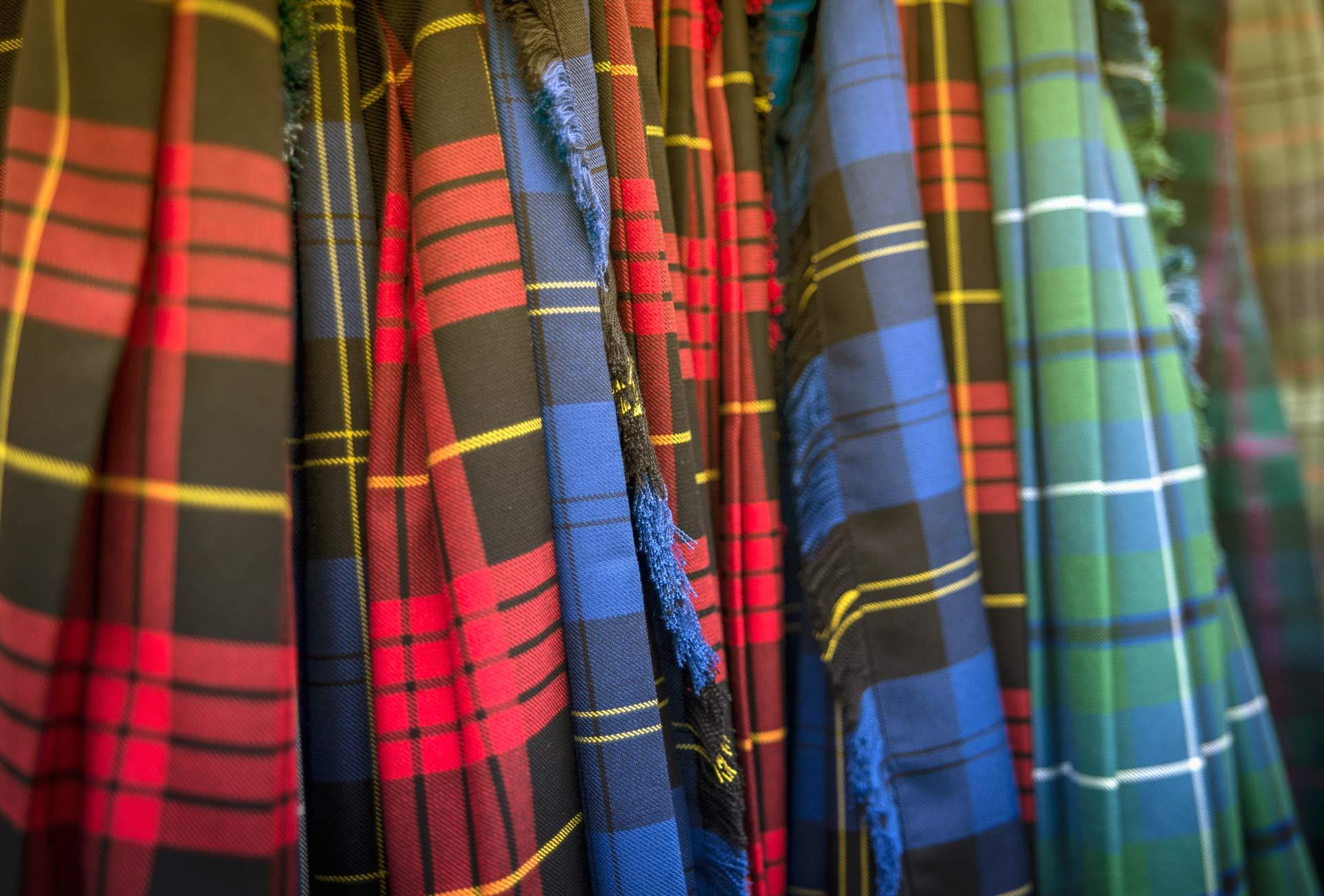 Tartan for ever.