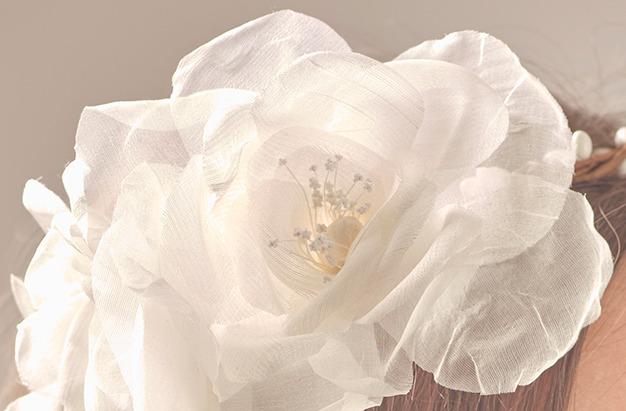 Fleurs en soie, un patrimoine vivant.